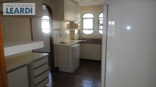 apartamento moema índios  - são paulo - ref: 479028