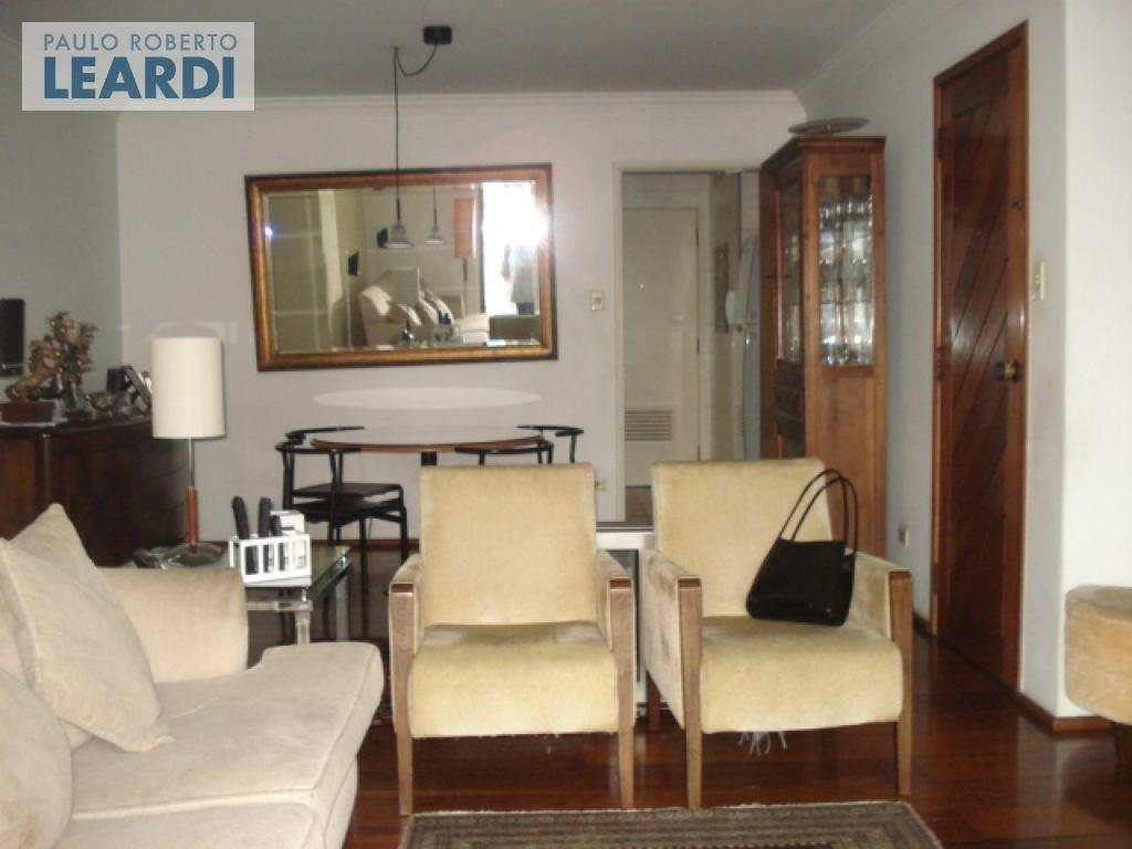 apartamento moema índios  - são paulo - ref: 479355