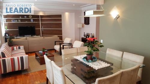 apartamento moema índios  - são paulo - ref: 479912