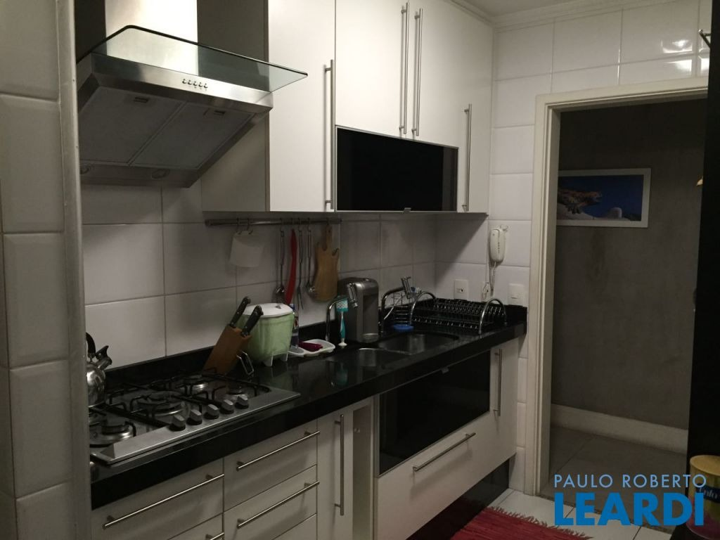 apartamento moema índios  - são paulo - ref: 481586
