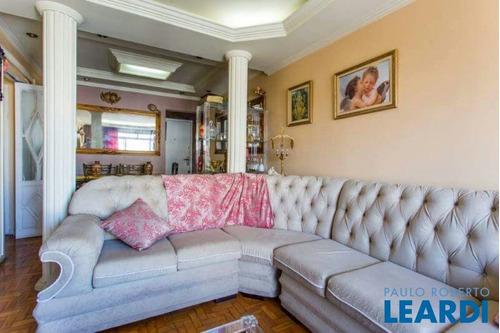 apartamento moema índios  - são paulo - ref: 482160