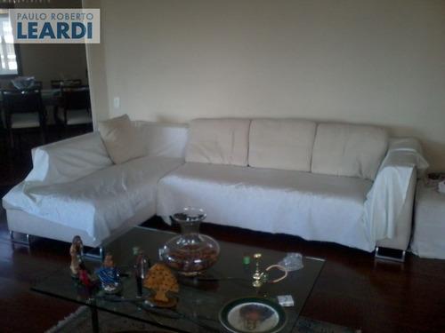 apartamento moema índios  - são paulo - ref: 483827