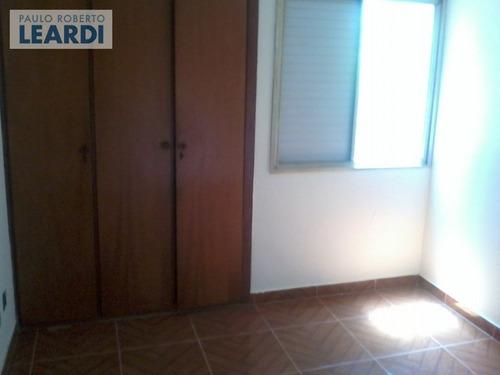 apartamento moema índios  - são paulo - ref: 483829