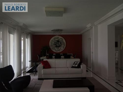 apartamento moema índios  - são paulo - ref: 483997