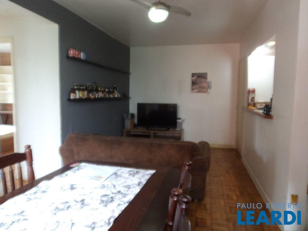 apartamento moema índios  - são paulo - ref: 496967