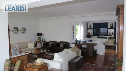 apartamento moema índios  - são paulo - ref: 498419