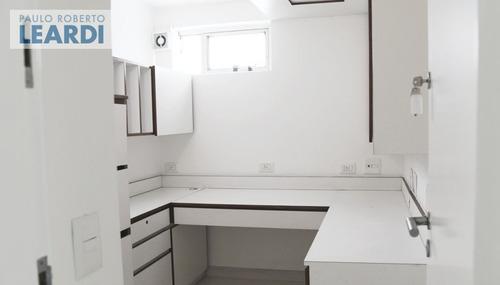 apartamento moema índios  - são paulo - ref: 499694