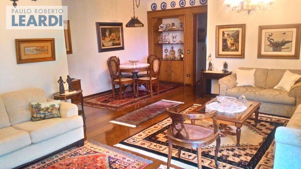 apartamento moema índios  - são paulo - ref: 501439