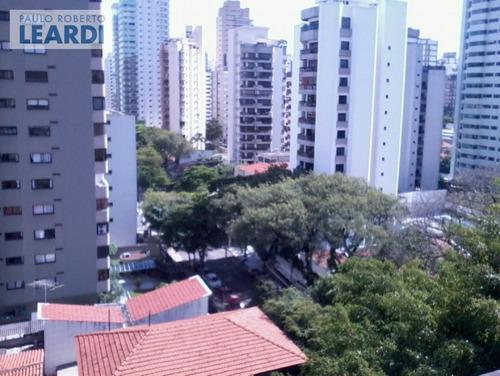apartamento moema índios  - são paulo - ref: 502437