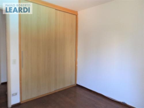 apartamento moema índios  - são paulo - ref: 517232