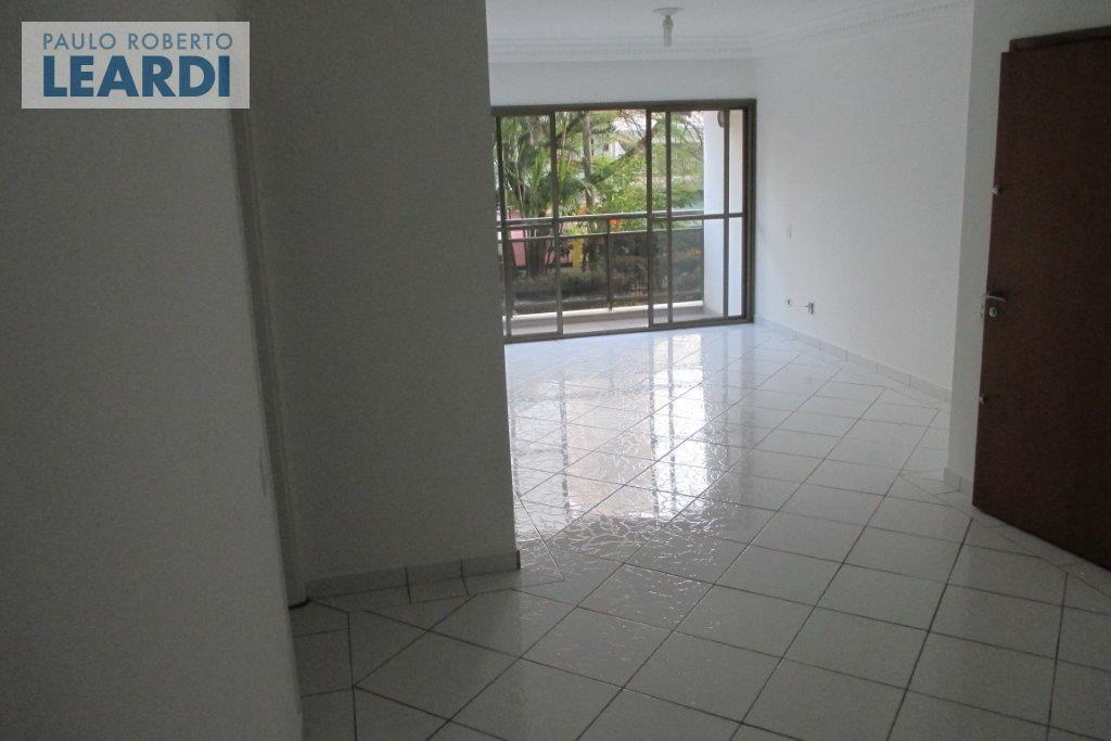 apartamento moema índios  - são paulo - ref: 523406