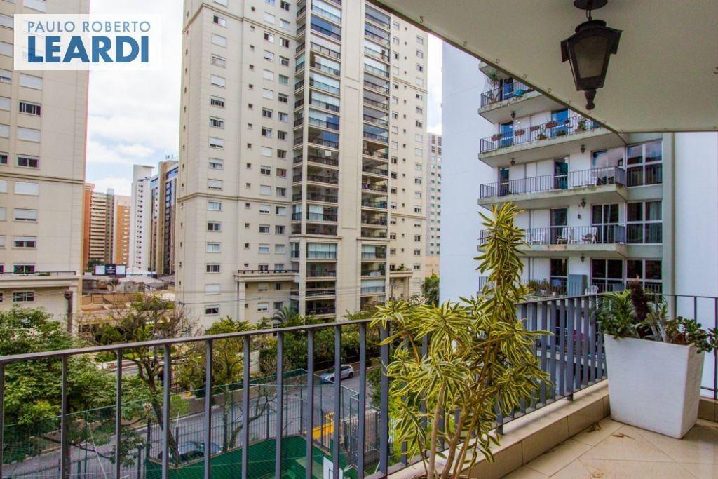 apartamento moema índios  - são paulo - ref: 529112