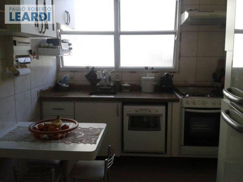 apartamento moema índios  - são paulo - ref: 535132