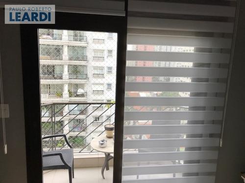 apartamento moema índios  - são paulo - ref: 538406