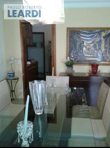 apartamento moema índios  - são paulo - ref: 540612
