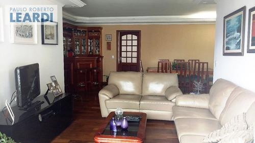 apartamento moema índios  - são paulo - ref: 541805