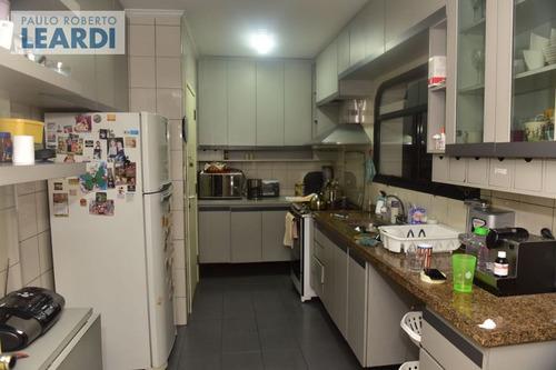 apartamento moema índios  - são paulo - ref: 544414