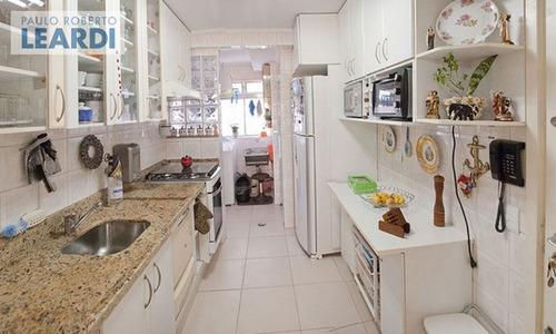 apartamento moema índios  - são paulo - ref: 545577