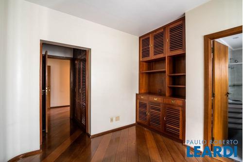 apartamento moema índios  - são paulo - ref: 547072