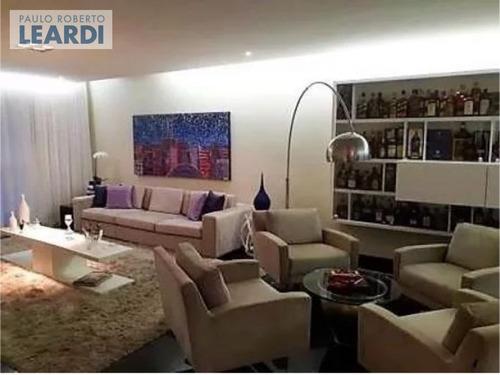 apartamento moema índios  - são paulo - ref: 551625