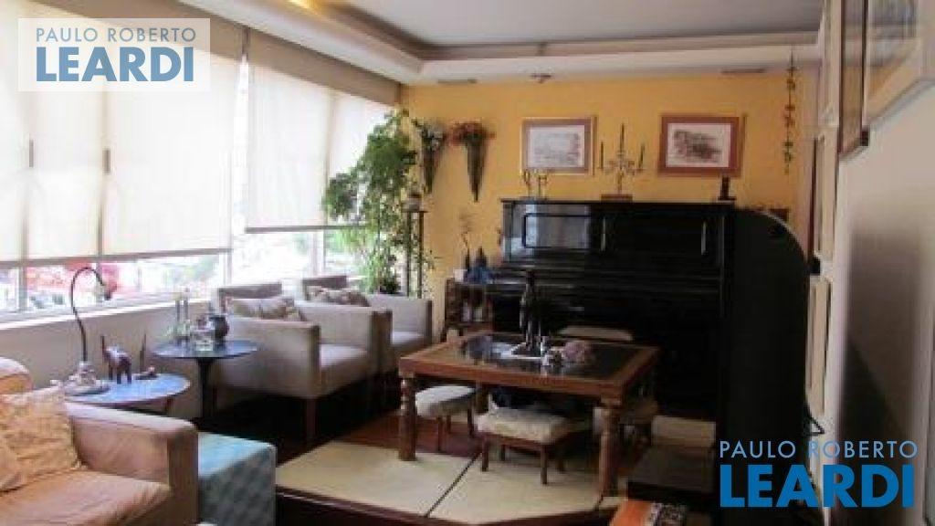 apartamento moema índios  - são paulo - ref: 554530