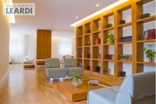 apartamento moema índios  - são paulo - ref: 554845