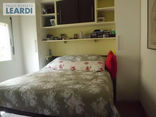 apartamento moema índios  - são paulo - ref: 554917