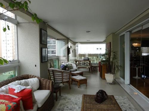 apartamento moema pássaros 3 suítes 4 vagas - mo3870