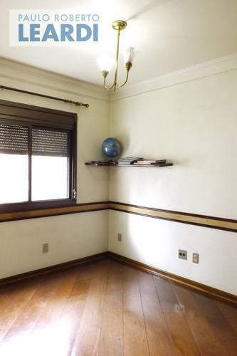 apartamento moema pássaros  - são paulo - ref: 391338