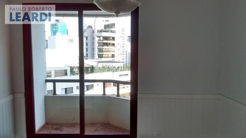 apartamento moema pássaros  - são paulo - ref: 436910