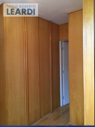 apartamento moema pássaros  - são paulo - ref: 439062