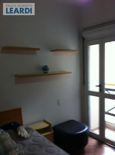 apartamento moema pássaros  - são paulo - ref: 465153