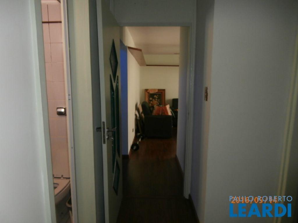 apartamento moema pássaros  - são paulo - ref: 466461