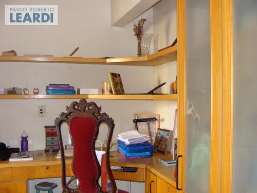 apartamento moema pássaros  - são paulo - ref: 470272