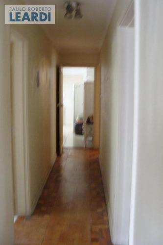 apartamento moema pássaros  - são paulo - ref: 470733