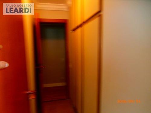 apartamento moema pássaros  - são paulo - ref: 479433
