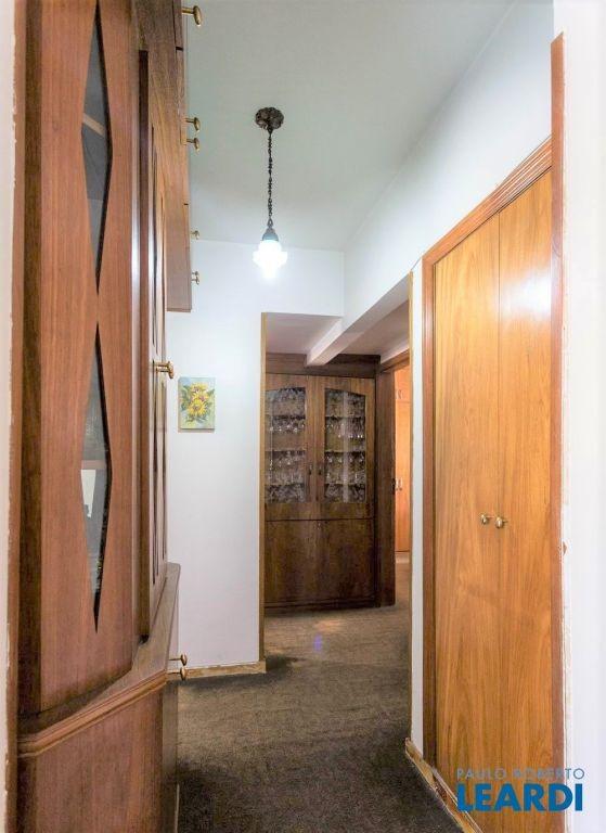 apartamento moema pássaros  - são paulo - ref: 514858