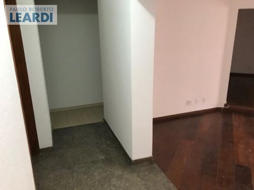 apartamento moema pássaros  - são paulo - ref: 525867