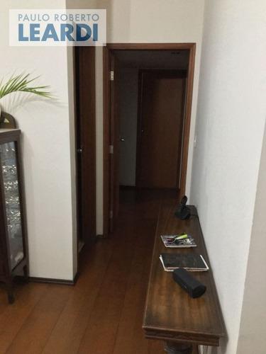 apartamento moema pássaros  - são paulo - ref: 541800