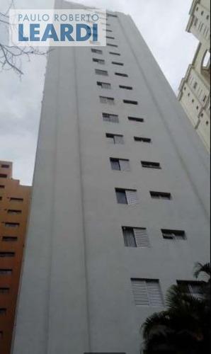 apartamento moema pássaros  - são paulo - ref: 549023