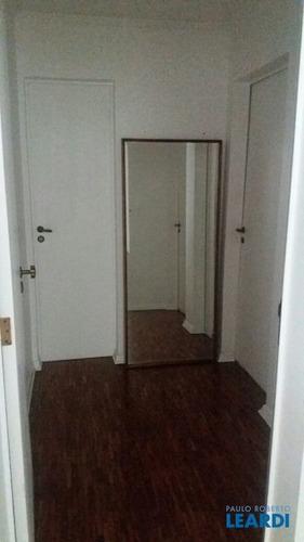 apartamento moema pássaros  - são paulo - ref: 553043