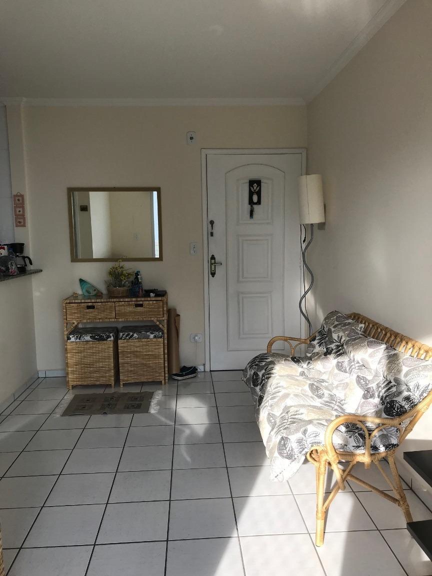 apartamento mongaguá, churrasqueira,1 dormitório,2 banheiros