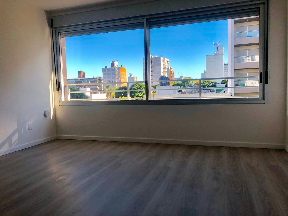 apartamento monoambiente a estrenar en venta en pocitos