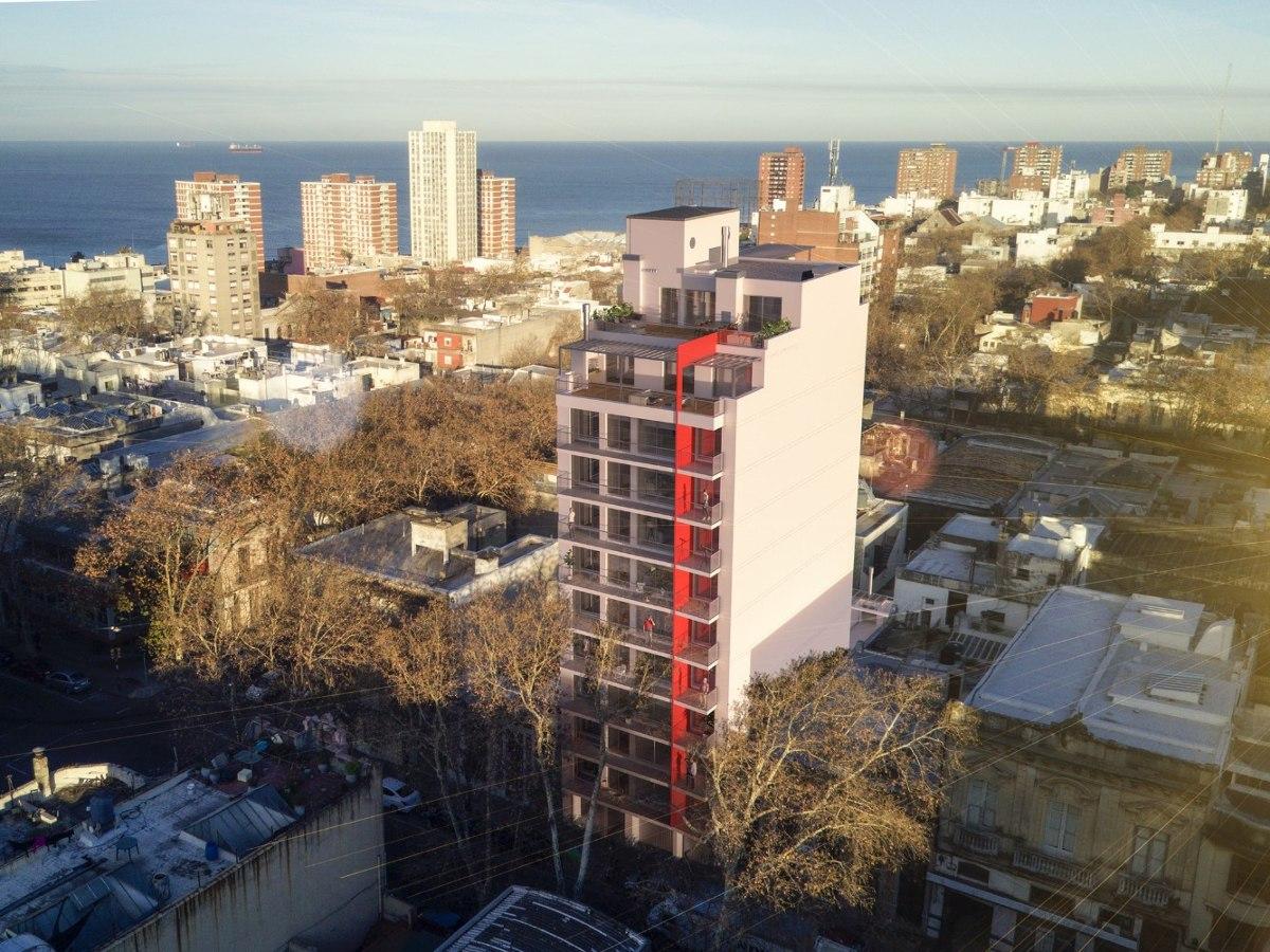apartamento monoambiente, centro - barrio sur