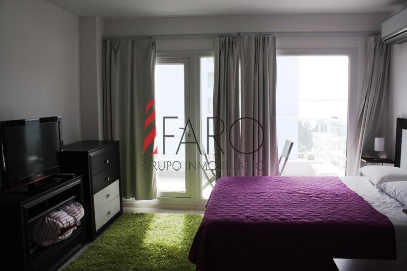 apartamento monoambiente en la península con balcón-ref:33200