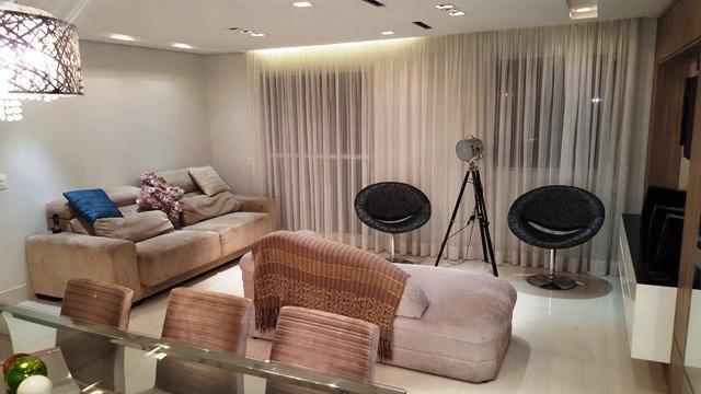 apartamento montemagno clube, 124m²