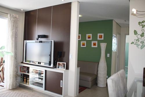 apartamento mooca 1 suítes 2 dormitórios 2 banheiros 2 vagas - 1556