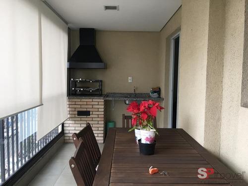 apartamento mooca 1 suítes 3 dormitórios 2 banheiros 2 vagas 115 m2 - 2816