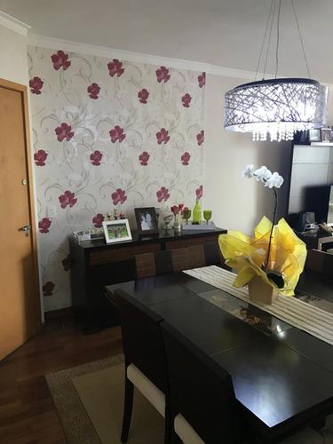 apartamento moóca 1 suítes 3 dormitórios 3 banheiros 2 vagas 105 m2 - 2268