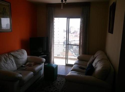 apartamento mooca 2 dormitórios 1 banheiros 1 vagas - 1413